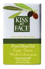 B001E6O8WU_Kiss_My_Face_Pure_Olive_Oil_Bar_Soap_img1