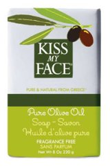 B001E6O8WU_Kiss_My_Face_Pure_Olive_Oil_Bar_Soap_img1